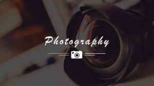 Professional Photography in Dubai